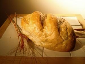 Fél kilós házi jellegű kenyér