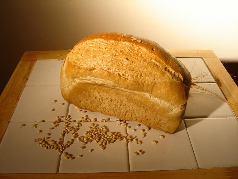 Rozsos kenyér (0,4 kg)