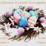 Húsvéti köszöntő - Bakó