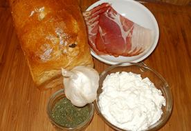 Uborkás kenyér