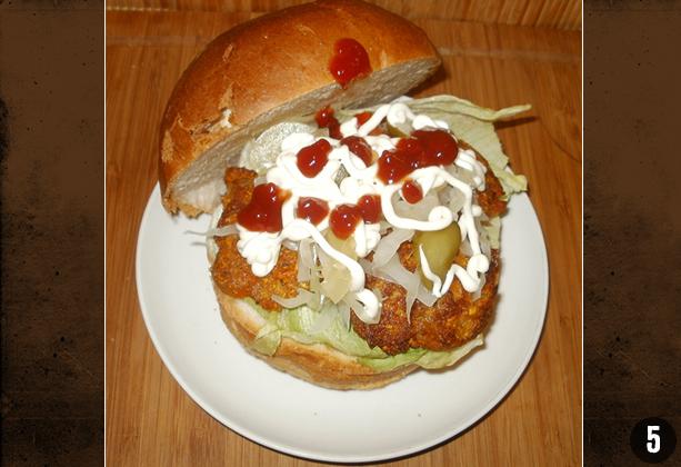 Zöldburger